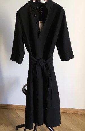 A.P.C. Robe mi-longue noir