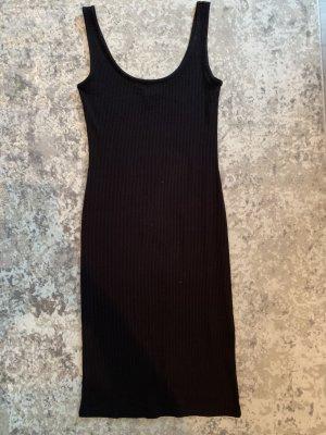 Midi Kleid schwarz