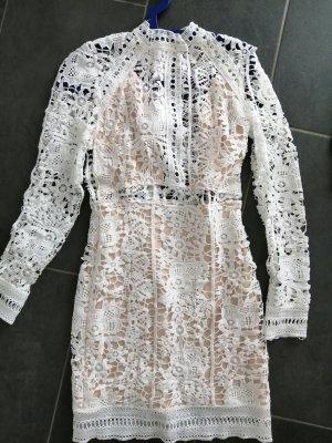 Midi Kleid spitze
