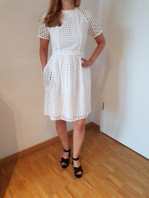 Asos Midi Dress white