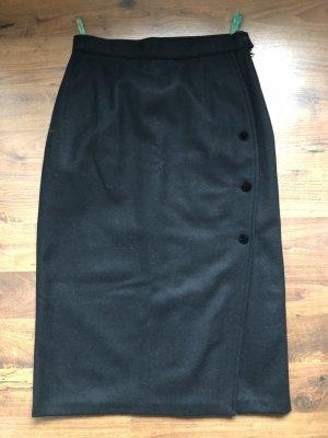 Canda Wool Skirt black