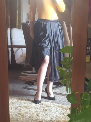 Aniston Maxi rok zwart