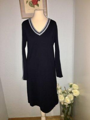 Midi-Pulloverkleid aus Viskose
