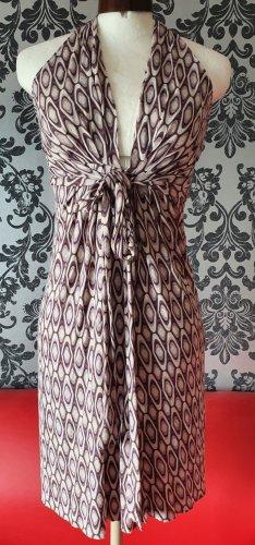 Midi Sommer kleid Neckholder von Sisley