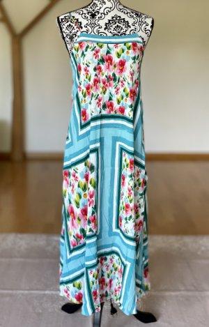 Midi Sommerkleid, ideal auch für Schwangere