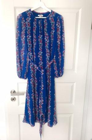 Boden Robe mi-longue multicolore