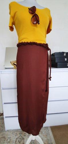 C&A Falda pantalón marrón