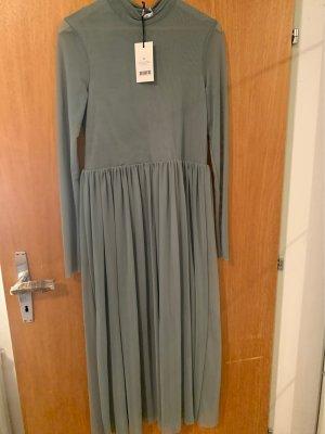 Midi Tüll Kleid