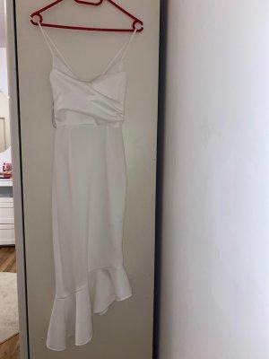 Asos Pencil Dress white