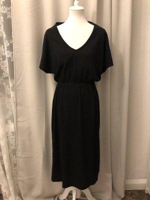 24 colours A-lijn jurk zwart
