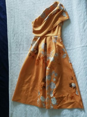 ASOS DESIGN Midi-jurk veelkleurig