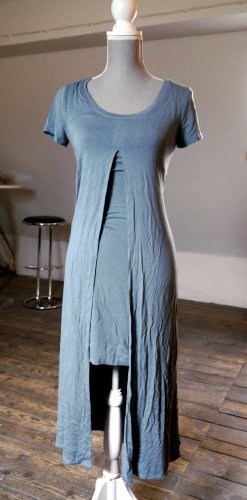 BCBG Maxazria Midi Dress multicolored viscose