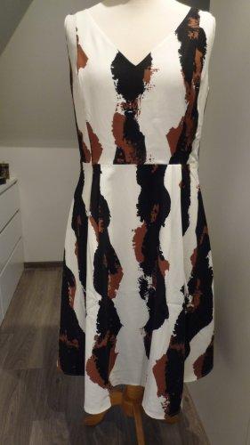 Ashley Brooke Midi Dress multicolored polyester