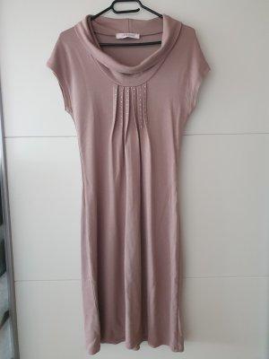 adilisk Sukienka midi bladofiołkowy