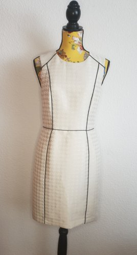 Midikleid Kleid Rücken Cut-Out