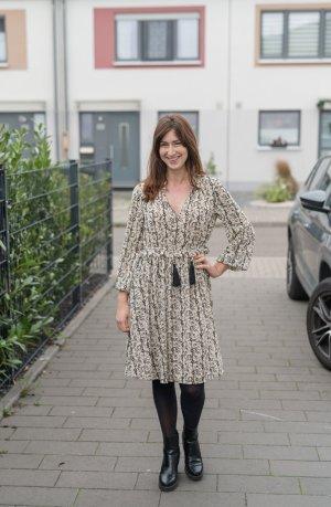 Midikleid Kleid Sofie Schnoor beige & schwarz 36