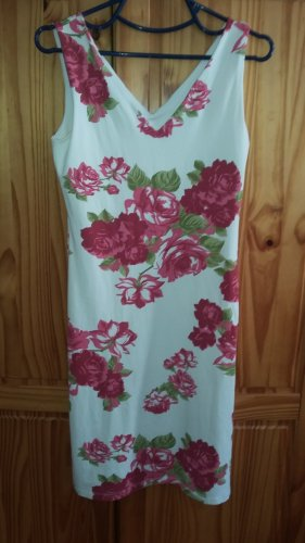 Brookshire Midi Dress multicolored