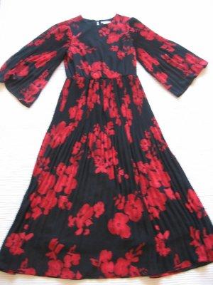 midikleid neu gr. s 36 H&M kleid plissee