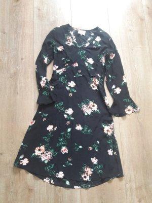 Second Female Midi Dress black