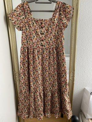 Midikleid, Sommerkleid, Blumenkleid