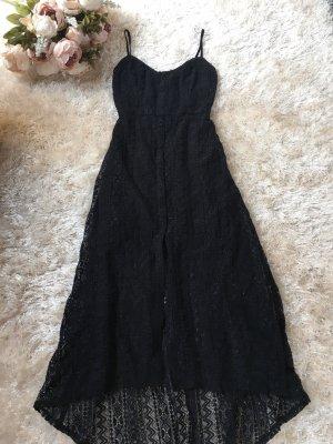 Hollister Robe bas asymétrique noir