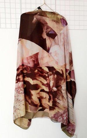 Diesel Robe mi-longue multicolore polyester