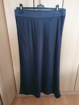 Gustav Midi Skirt blue