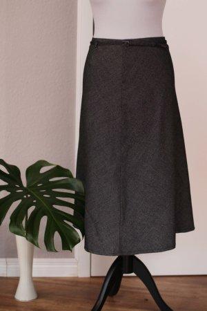 Mexx Spódnica midi czarny-biały