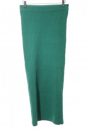 Midirock grün klassischer Stil