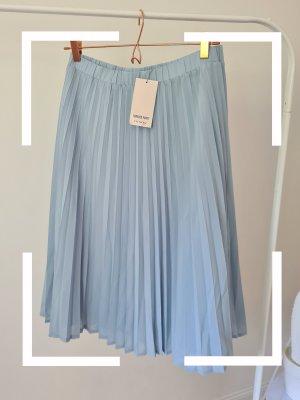 Orsay Jupe plissée bleu azur