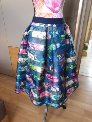 Closet Midi Skirt multicolored
