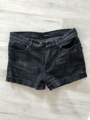 Midwaist Jeansshorts