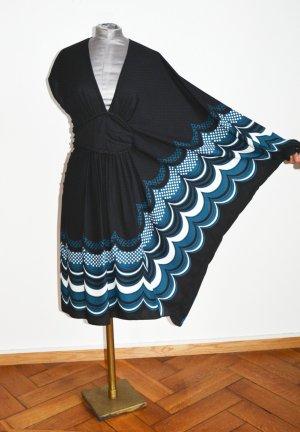 Miguel Palacio for Hoss Intropia One Shoulder Kleid XS 34