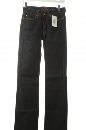 "Mih jeans Boot Cut Jeans ""The London Style Boot Cut Jeans"" dunkelblau"