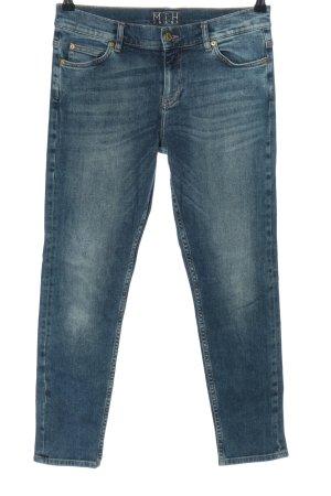 Mih jeans Jeans skinny blu stile casual