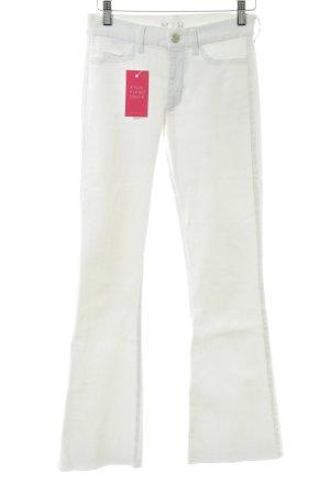 Mih jeans Skinny Jeans weiß Casual-Look