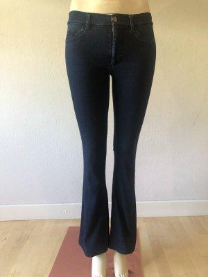 MiH Jeans W 26 blau flared Joplin Modell
