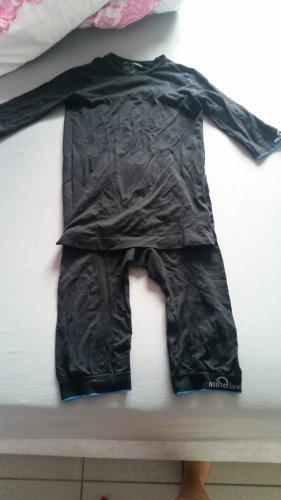 MIHA Sports Shirt black