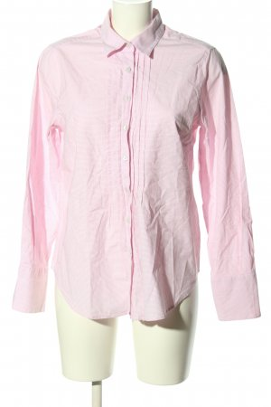 Milano Italy Hemd-Bluse pink Business-Look