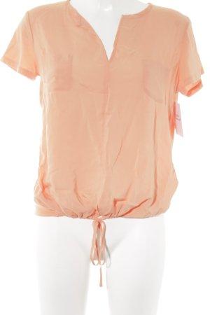 Milano Italy Shirttunika apricot Casual-Look