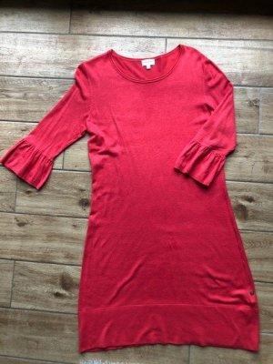 Milano Italy Vestido tejido rojo Viscosa