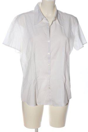 Milano Camicia a maniche corte bianco stile professionale