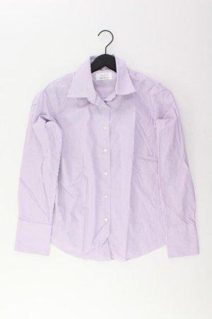 Milano Long Sleeve Blouse lilac-mauve-purple-dark violet