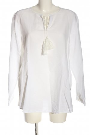 Milano Linen Blouse white casual look