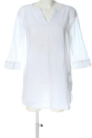 Milano Slip-over Blouse white allover print casual look