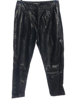 Milano Jersey Pants black casual look