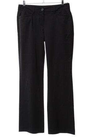 Milano Jersey Pants black elegant