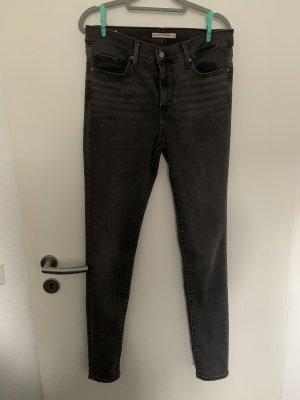 Mile high Levis Jeans