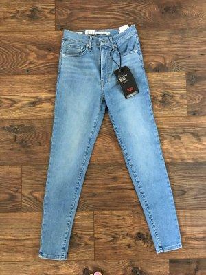 Mile high skinny jeans 27 x 28 Levi's