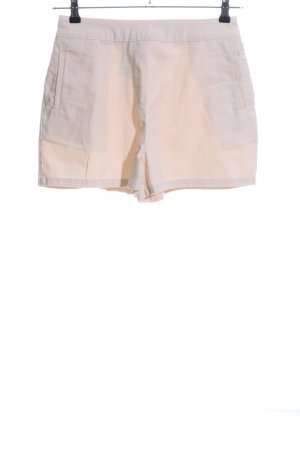 Hot Pants wollweiß Casual-Look